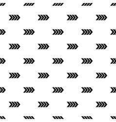 Right modern arrow pattern simple style vector