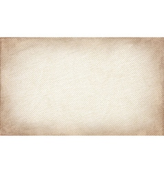 Beige canvas with delicate grid to use as grunge vector