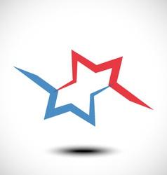 Stars icon vector image