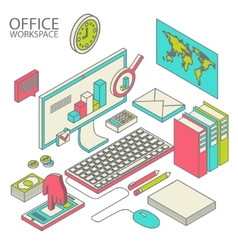 Workspace concept vector