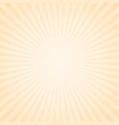 abstract sunshine bakground vector image vector image