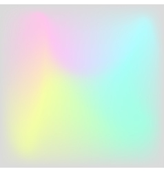 Holographic texture background iridescent vector