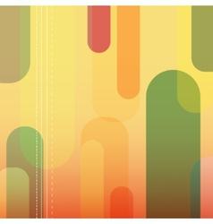 Abstract retro vector image