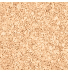 Cork background for your design vector