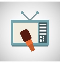 Tv notice information vector