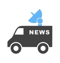 News van ii vector