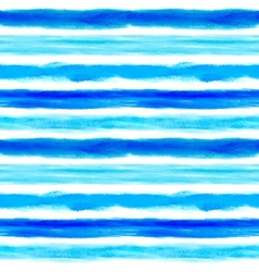 Watercolor background with some stripes vector image