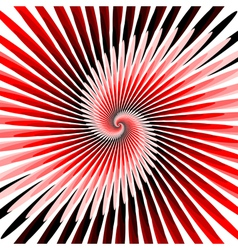 Design colorful spiral movement background vector