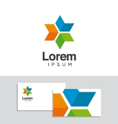 Logo design element 30 vector