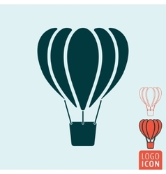 Balloon icon isolated vector