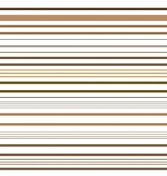 Stripe brown seamless pattern vector