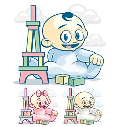 Child Development vector image vector image