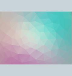 Flat duocolor geometric triangle wallpaper vector