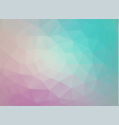 Flat duocolor geometric triangle wallpaper vector
