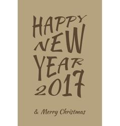 New year bakcground vector