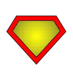 Superhero logo vector