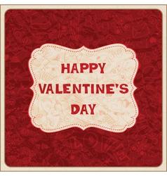 valentines02 vector image