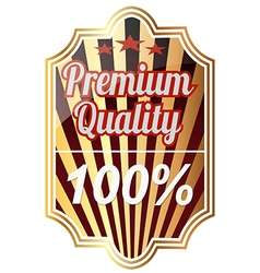 Valid quality button badge logo responses client p vector