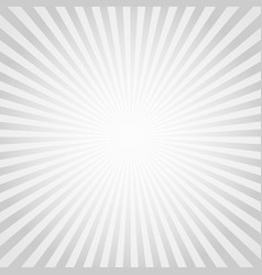abstract gray sunshine bakground vector image vector image