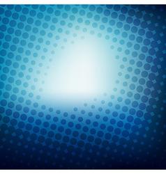 creative halftone backrground vector image