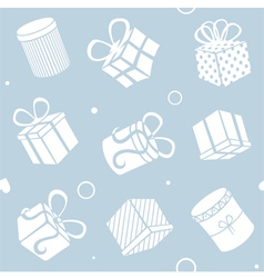 Gift Set pattern vector image