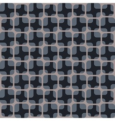 Retro fabric pattern vector
