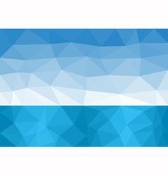 Sea horizon vector image vector image