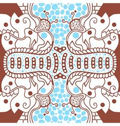 Abstract design texture vector