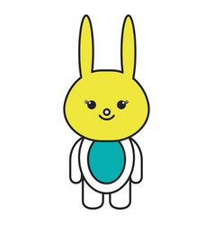 Animal rabbit vector