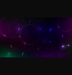 Balls transparen vector