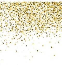 Gold white vector