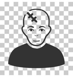 Head Hurt Icon vector image
