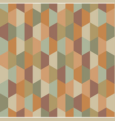 modern seamless colorful geometry vector image vector image