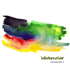 Watercolor 3 vector