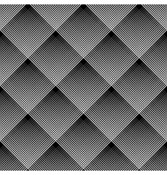 Diagonal checked pattern vector