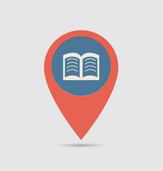 Map pin library vector