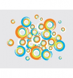 our pattern vector image
