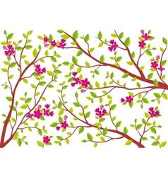branch vector image vector image