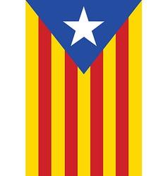 Catalonia vector image vector image