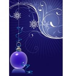 Christmas designs vector image vector image