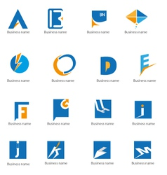 Symbols logo vector