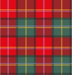 Seamless texture plaid vector