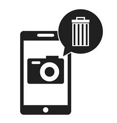 Photo settings vector