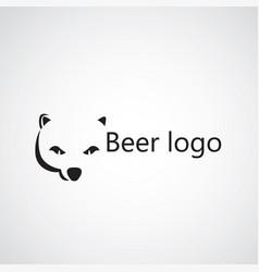 Beer logo ideas design vector
