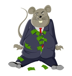 Greedy rat vector
