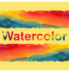 Watercolor 5 vector