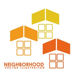 Neighborhood vector