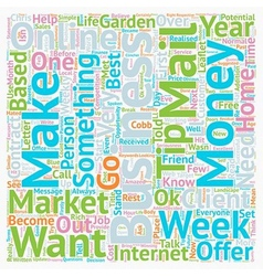 Did you know that it s ok to have and make money vector