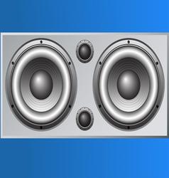 Loudspeaker cabinet 1 vector