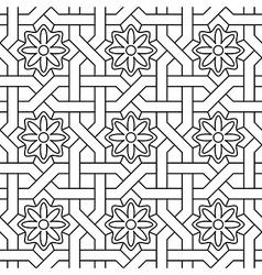 Oriental ornate vector